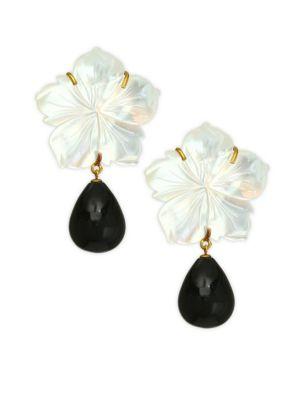 Paperwhite Earrings
