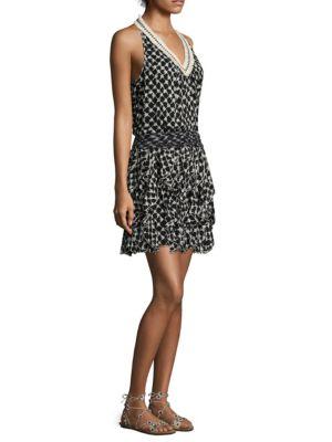Beline Ruffle Dress
