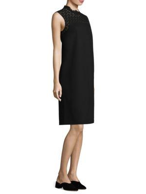 Ines Ponte Shift Dress
