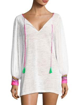 Inca Cuff Dress