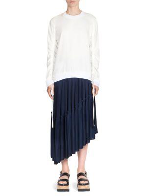 Drawstring Pullover