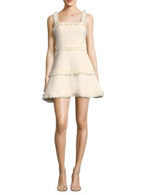 Fabiana Tweed Mini Dress