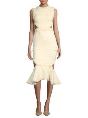Venecia Tweed Dress