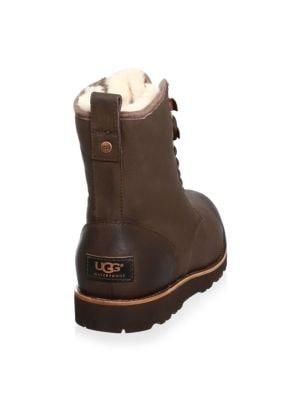43d4545cf97 Men'S Hannen Tl Waterproof Boots Men'S Shoes, Black