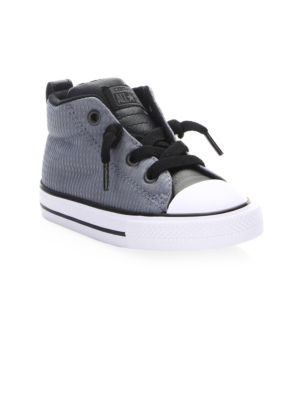 Baby's & Toddler's All-Star Street Mid Top Sneakers