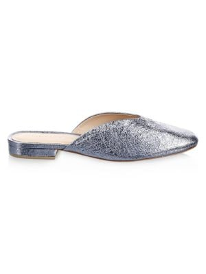 Loeffler Randall Quin Metallic Mules Popular And Cheap Free Shipping Sneakernews Clearance Professional dTKLKTL