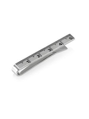 Ruler Tie Pin