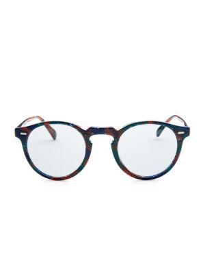 Alain Mikli x Oliver Peoples Gregory Peck 47 Sunglasses
