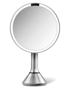 Stainless Steel Makeup Sensor Mirror