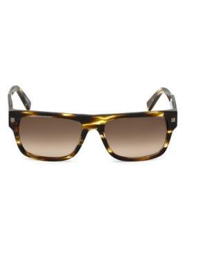 Square Tortoise Sunglasses