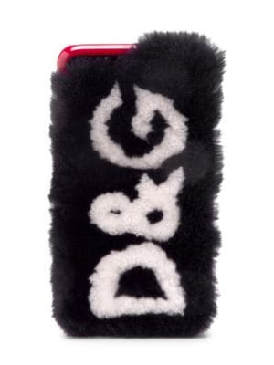 iPhone 7/8 Plus Fur Logo Case
