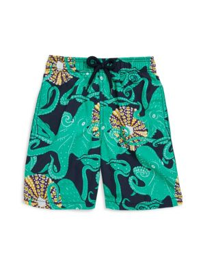 Little Boy's & Boy's Jam Jam Swim Trunks