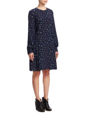 Laced Flower Dress