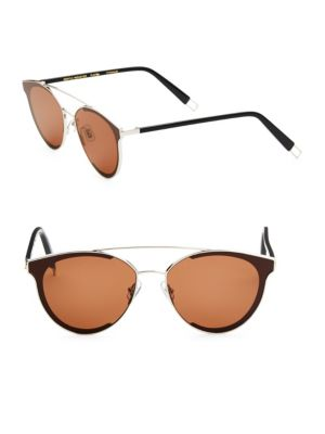 63MM Lastbow Tinted Sunglasses