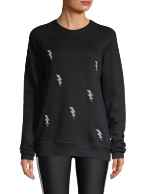 Swarovski Bolt Nero Sweatshirt