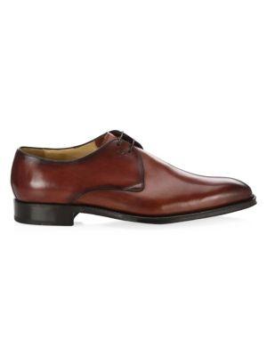 SUTOR MANTELLASSI Classic Leather Derbys