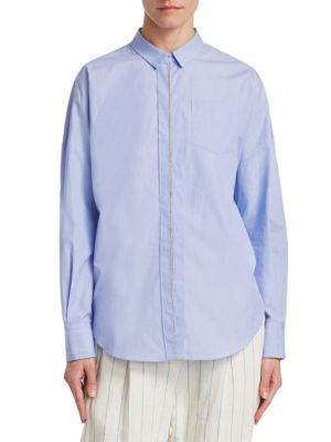Chambray Pocket Shirt