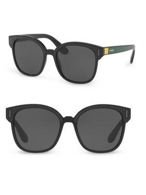 Color Pop Oversized Sunglasses