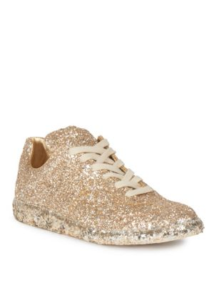 20MM GLITTERED SNEAKERS