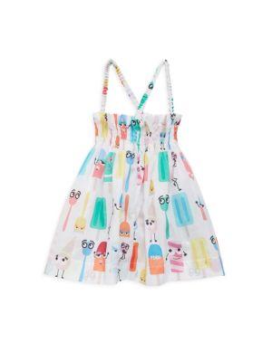 Baby Girl's Ice Cream Dress