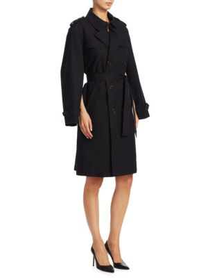 Editor Cotton Trench