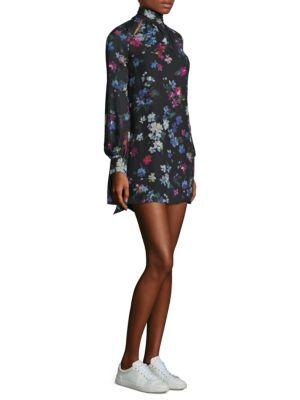 Sherie Silk Dress