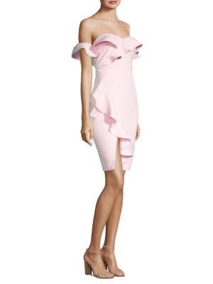 Miller Ruffle Dress