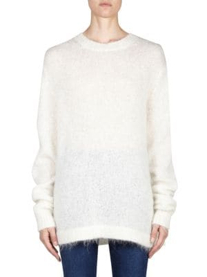 Wool & Mohair Pullover