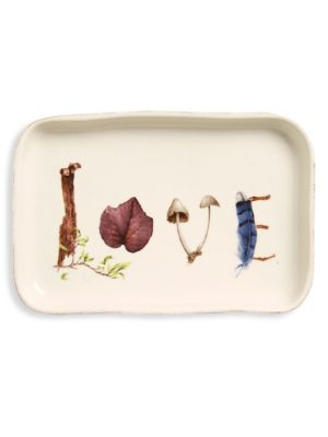 Forest Walk Love Tray