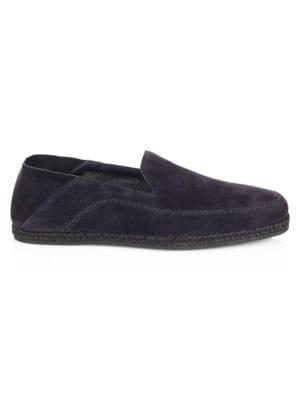 Taormina Leather Espadrilles