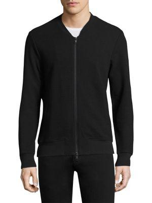 J. LINDEBERG Randall Crinkle Sweater