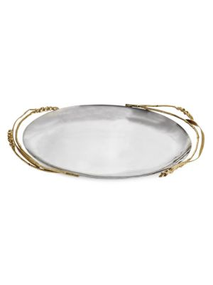 Wheat Oval Platter