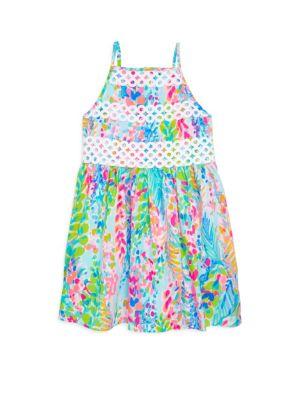 Toddler's, Little Girl's & Girl's Elise Dress