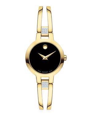 Amoro Bangle Diamond Bracelet Watch