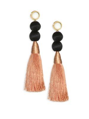 Rose Modern Craft Earrings