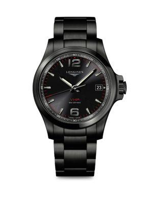 Conquest V.H.P. Bracelet Watch