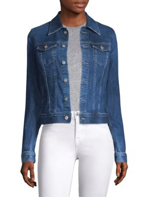 Robyn Dark Wash Denim Jacket
