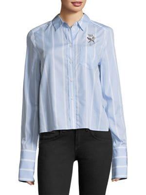 Huntley Striped Shirt