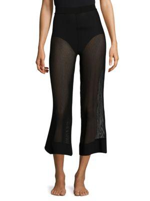 Mesh Coverup Pants
