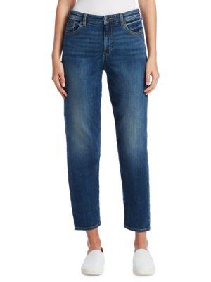 Carrot Leg Jeans