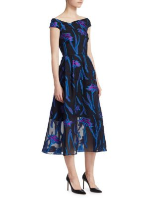 Noblethorpe A-Line Dress