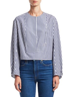 Dorothy Striped Blouse