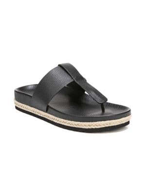 Avani Leather Slides