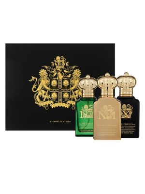 Original Collection Gift Set Masculine Edition/3 x 1 oz.