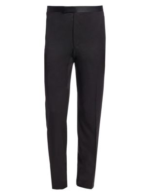 COLLECTION Tuxedo Wool Trousers