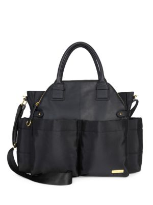 Chelsea Downtown Diaper Satchel