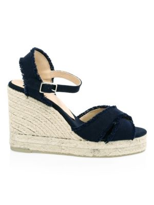 Carina Lace-Up Espadrilles