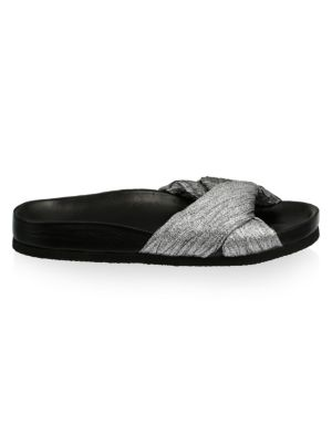 KAELY SANDALS - SILVER