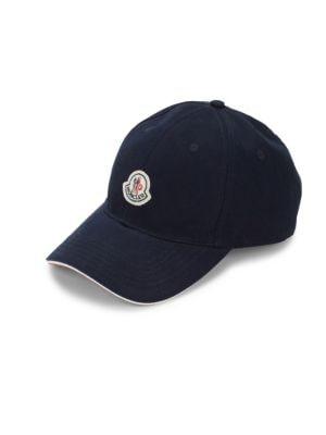 26809fd1dd9 MONCLER LOGO BASEBALL CAP