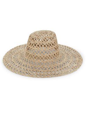 Espailer Woven Sun Hat